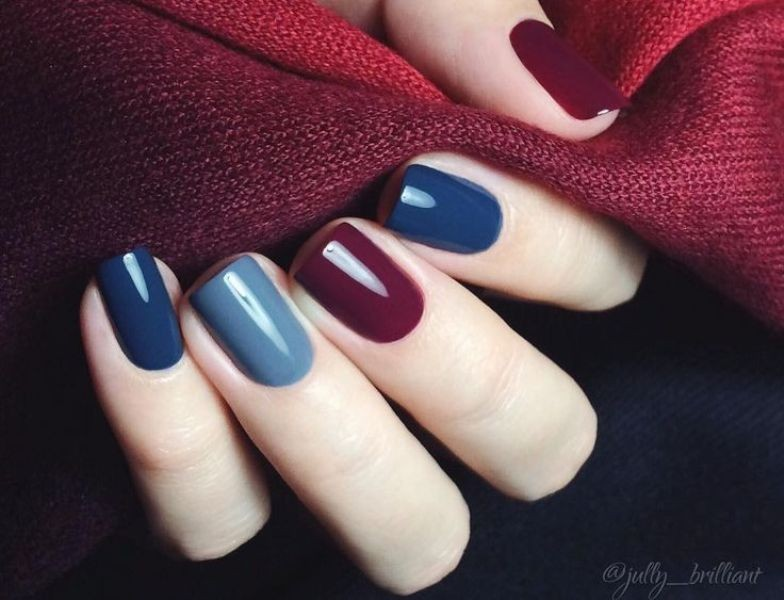 summer-nails-2017-17 16+ Lovely Nail Polish Trends for Spring & Summer 2020