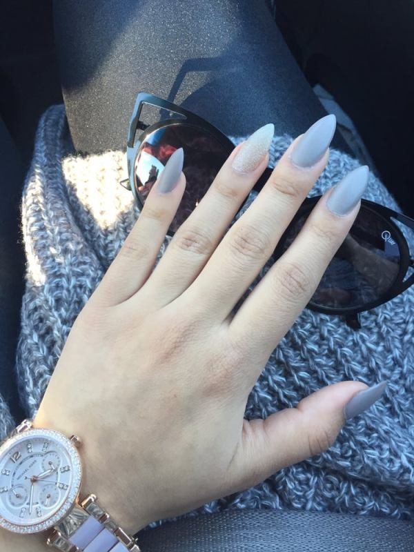 summer-nails-2017-2 16+ Lovely Nail Polish Trends for Spring & Summer 2020