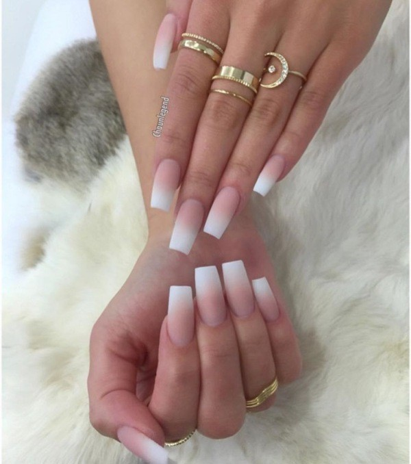 summer-nails-2017-3 16+ Lovely Nail Polish Trends for Spring & Summer 2018