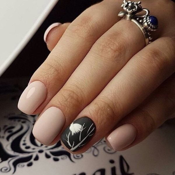 summer-nails-2017-5 16+ Lovely Nail Polish Trends for Spring & Summer 2018