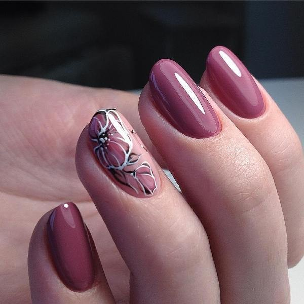 summer-nails-2017-7 16+ Lovely Nail Polish Trends for Spring & Summer 2020