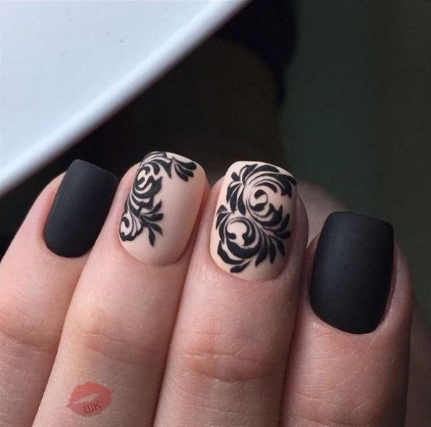 summer-nails-2017-9 16+ Lovely Nail Polish Trends for Spring & Summer 2020