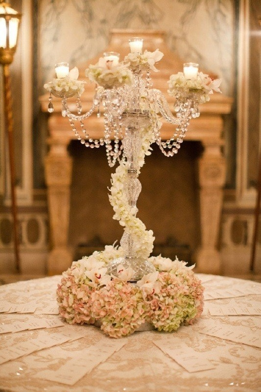 tall-wedding-centerpieces-19 79+ Insanely Stunning Wedding Centerpiece Ideas