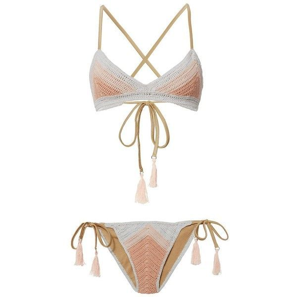 tasseled-bikini-3 ONLY Women: 15+ HOTTEST Swimsuit Trends for Summer 2017