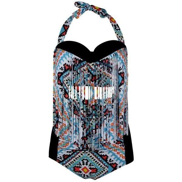 tasseled-swimsuit-1 18+ HOTTEST Swimsuit Trends for Summer 2020