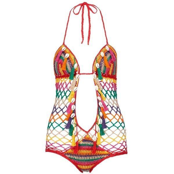 tasseled-swimsuit 18+ HOTTEST Swimsuit Trends for Summer 2020