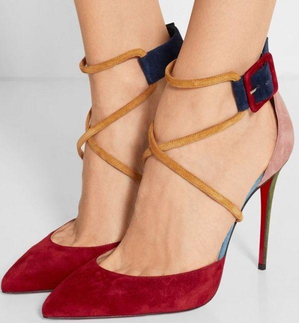 thin-heels-10 11+ Catchiest Spring / Summer Shoe Trends for Women 2020