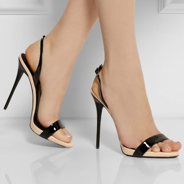 thin-heels-22 11+ Catchiest Spring / Summer Shoe Trends for Women 2020