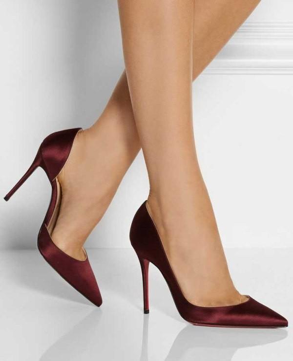 thin-heels-9 11+ Catchiest Spring / Summer Shoe Trends for Women 2020