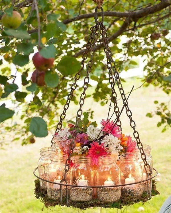 using-trees-for-decoration-15 82+ Awesome Outdoor Wedding Decoration Ideas