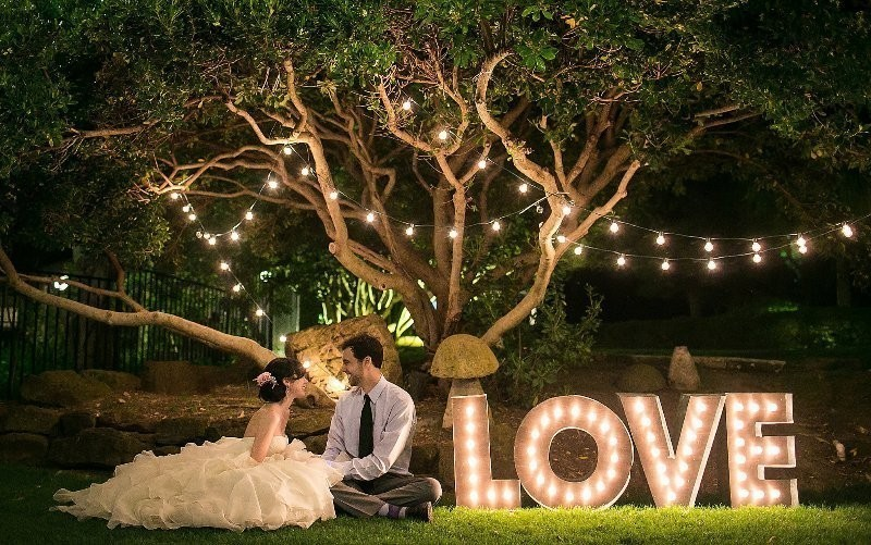 using-trees-for-decoration-18 82+ Awesome Outdoor Wedding Decoration Ideas