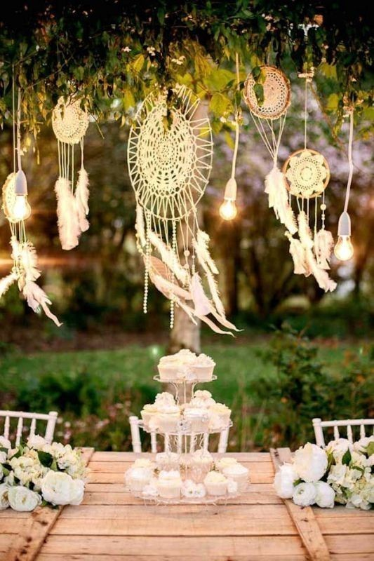 using-trees-for-decoration-4 82+ Awesome Outdoor Wedding Decoration Ideas