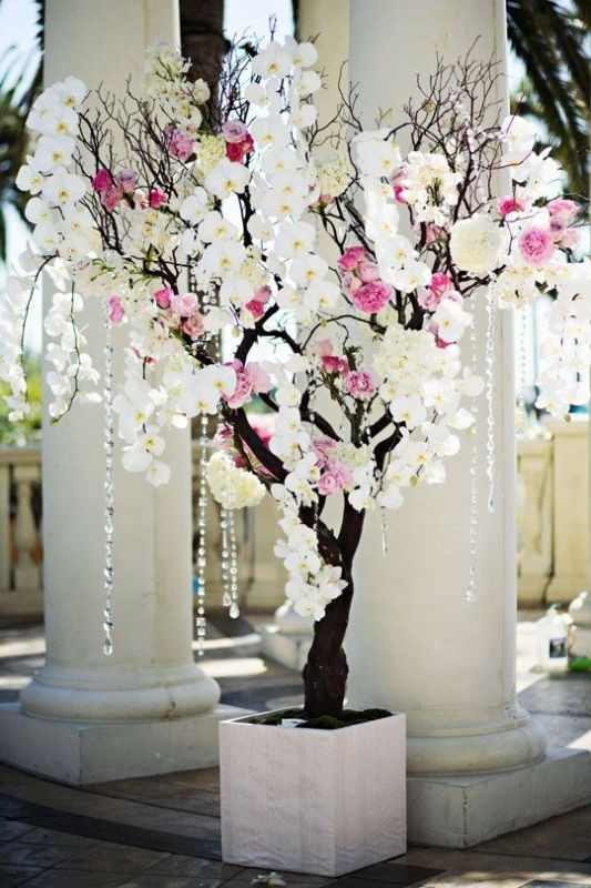 using-trees-for-decoration-8 82+ Awesome Outdoor Wedding Decoration Ideas