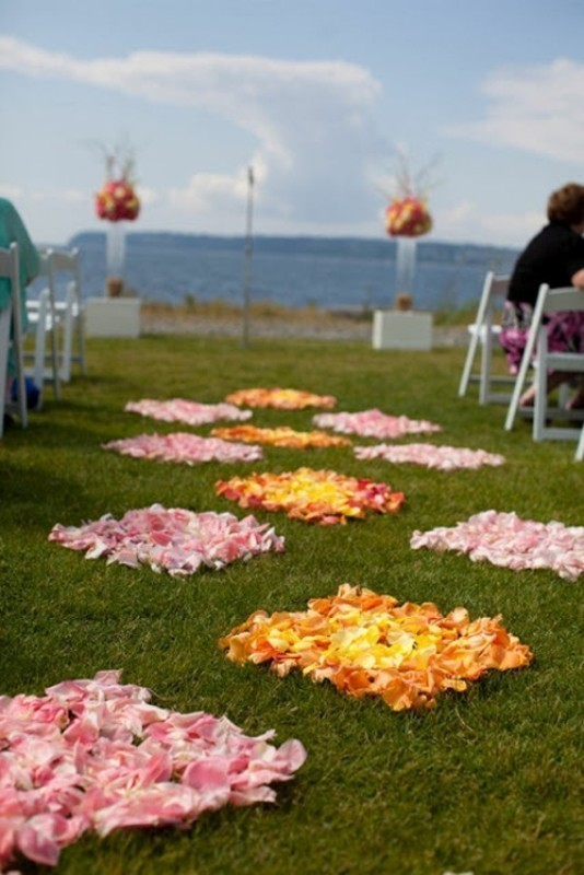 wedding-aisle-decoration-ideas-12 82+ Awesome Outdoor Wedding Decoration Ideas