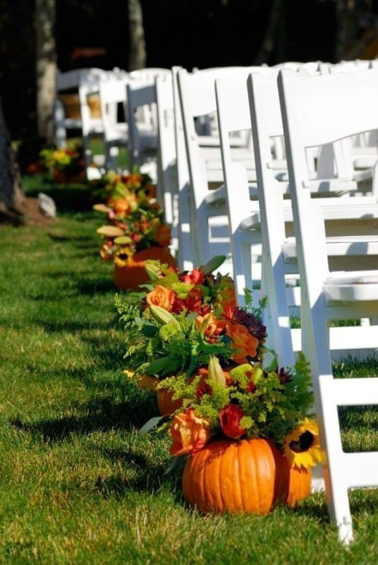 wedding-aisle-decoration-ideas-13 82+ Awesome Outdoor Wedding Decoration Ideas