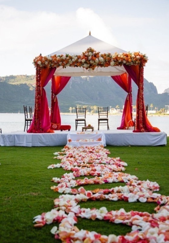 wedding-aisle-decoration-ideas-16 82+ Awesome Outdoor Wedding Decoration Ideas