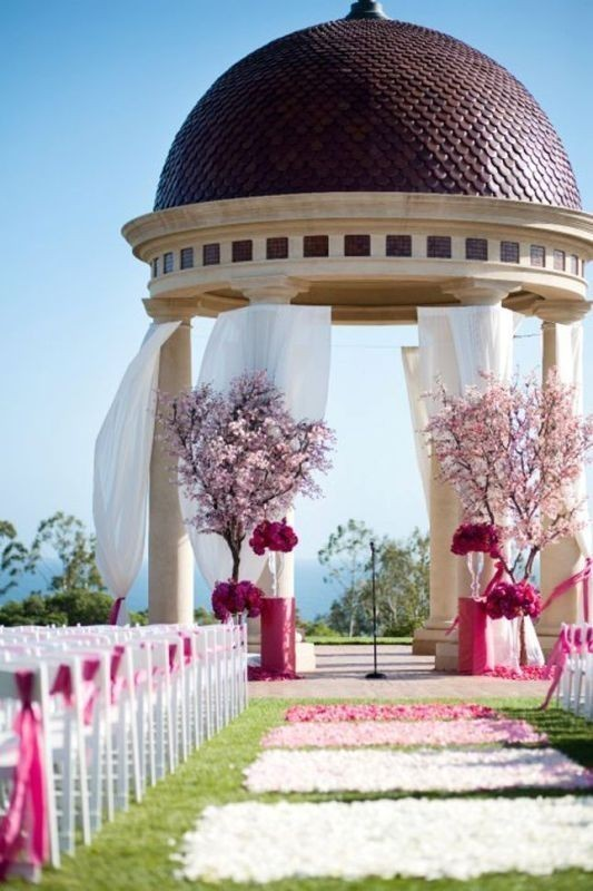 wedding-aisle-decoration-ideas-2 82+ Awesome Outdoor Wedding Decoration Ideas