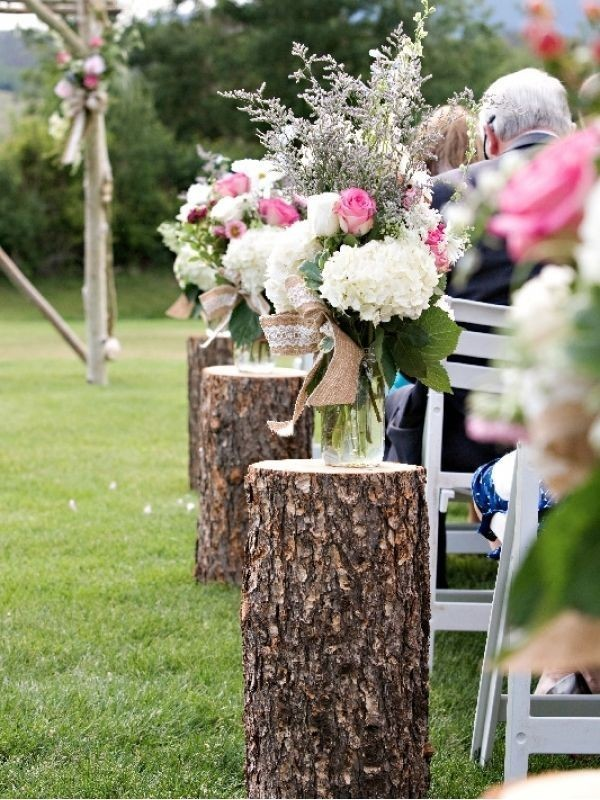 wedding-aisle-decoration-ideas-22 82+ Awesome Outdoor Wedding Decoration Ideas
