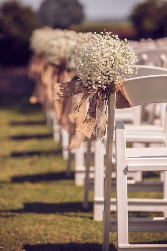 wedding-aisle-decoration-ideas-3 82+ Awesome Outdoor Wedding Decoration Ideas