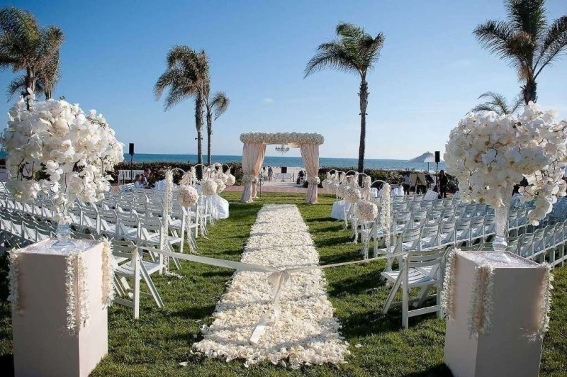 wedding-aisle-decoration-ideas-30 82+ Awesome Outdoor Wedding Decoration Ideas