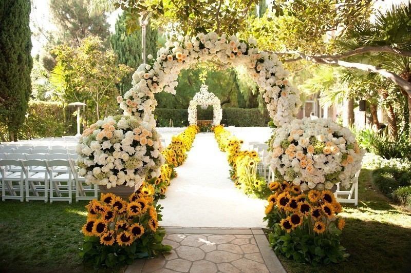 wedding-aisle-decoration-ideas-31 82+ Awesome Outdoor Wedding Decoration Ideas