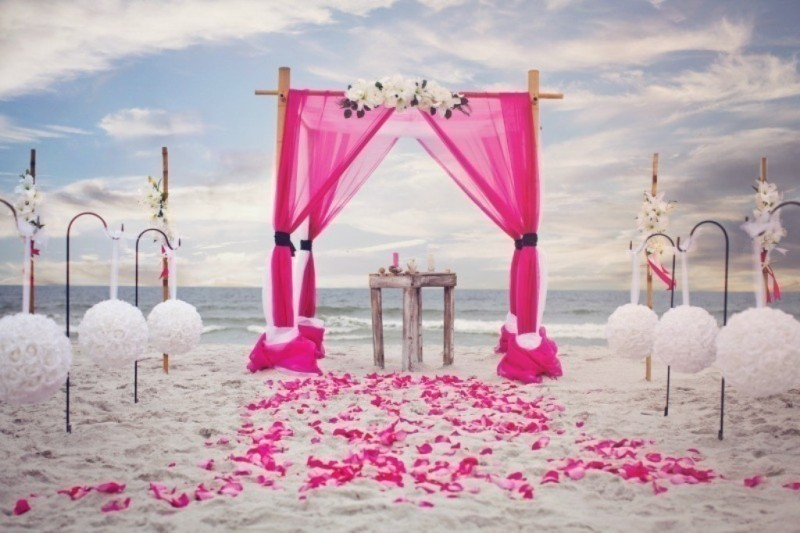 wedding-aisle-decoration-ideas-33 82+ Awesome Outdoor Wedding Decoration Ideas