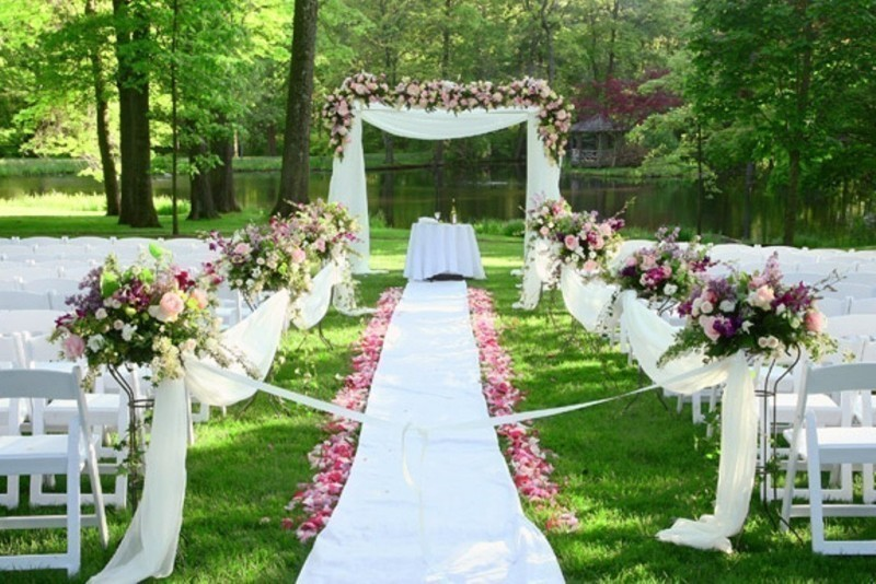 wedding-aisle-decoration-ideas-34 82+ Awesome Outdoor Wedding Decoration Ideas