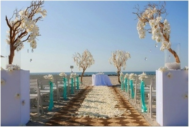 wedding-aisle-decoration-ideas-39 82+ Awesome Outdoor Wedding Decoration Ideas