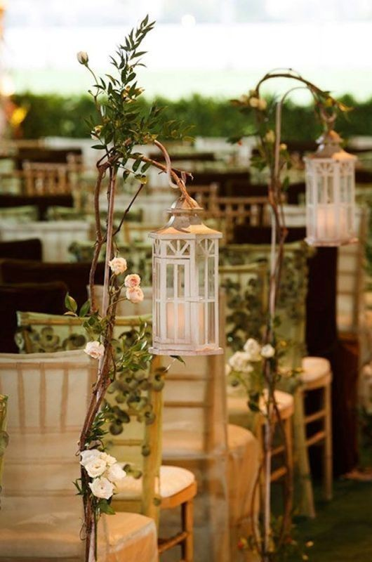 wedding-aisle-decoration-ideas 82+ Awesome Outdoor Wedding Decoration Ideas
