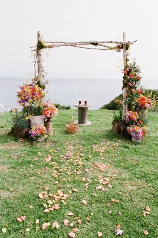 wedding-arch-and-backdrop-decoration-ideas-1 82+ Awesome Outdoor Wedding Decoration Ideas