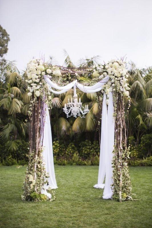 wedding-arch-and-backdrop-decoration-ideas-11 82+ Awesome Outdoor Wedding Decoration Ideas