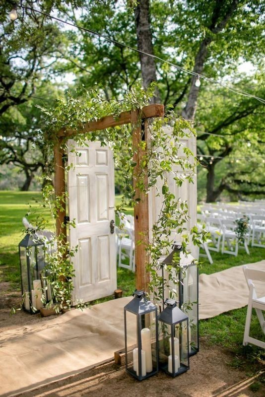 wedding-arch-and-backdrop-decoration-ideas-12 82+ Awesome Outdoor Wedding Decoration Ideas