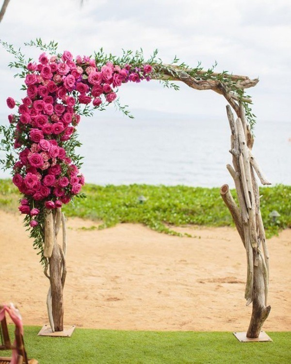 wedding-arch-and-backdrop-decoration-ideas-19 82+ Awesome Outdoor Wedding Decoration Ideas