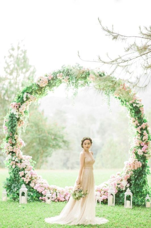 wedding-arch-and-backdrop-decoration-ideas-2 82+ Awesome Outdoor Wedding Decoration Ideas