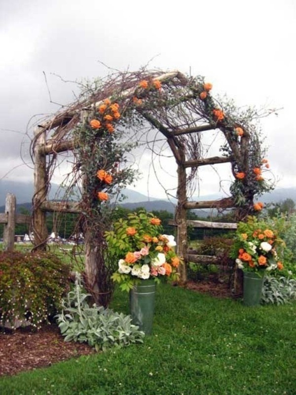 wedding-arch-and-backdrop-decoration-ideas-22 82+ Awesome Outdoor Wedding Decoration Ideas