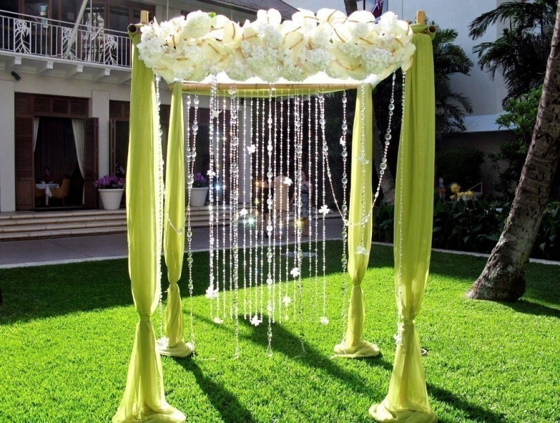 wedding-arch-and-backdrop-decoration-ideas-23 82+ Awesome Outdoor Wedding Decoration Ideas