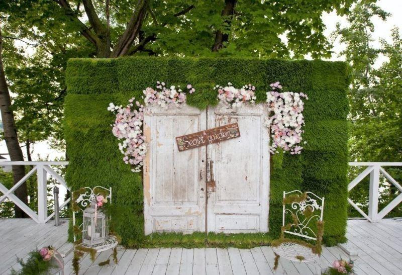 wedding-arch-and-backdrop-decoration-ideas-24 82+ Awesome Outdoor Wedding Decoration Ideas