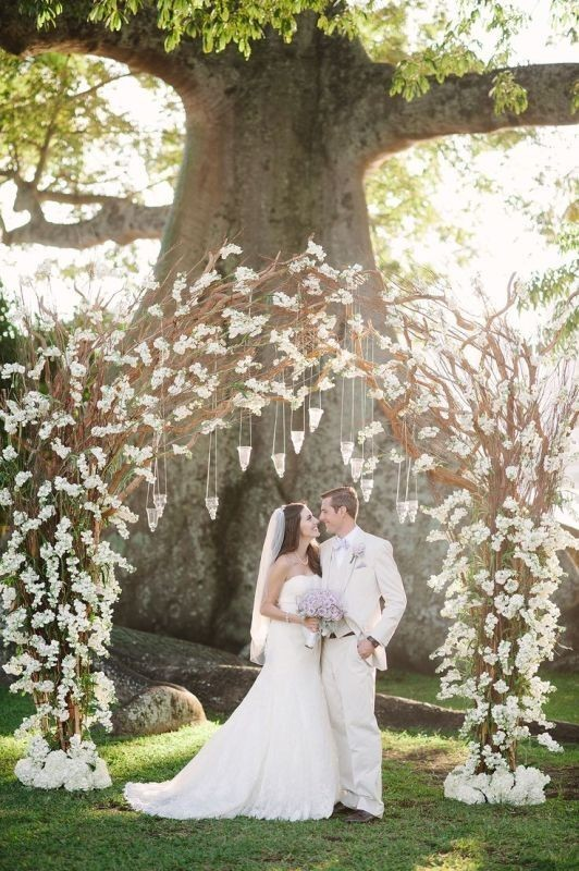 wedding-arch-and-backdrop-decoration-ideas-4 82+ Awesome Outdoor Wedding Decoration Ideas