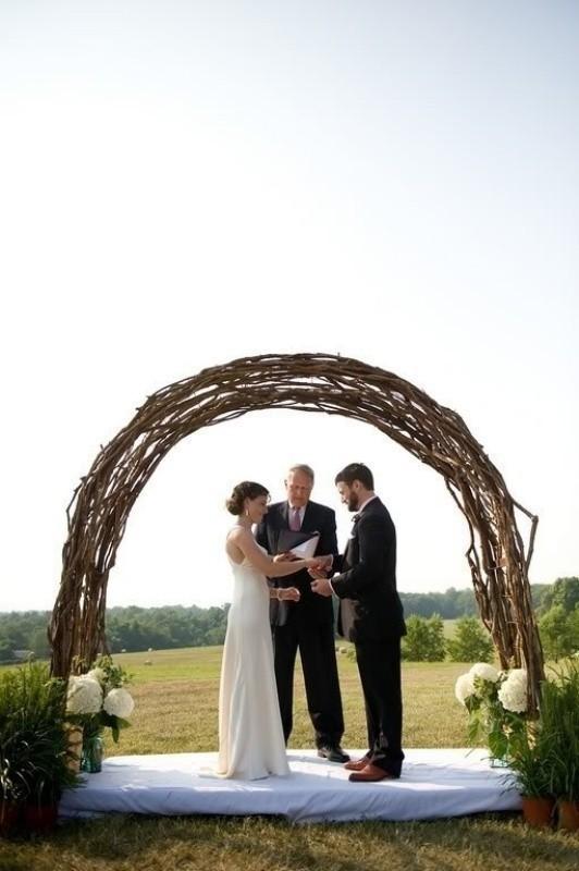 wedding-arch-and-backdrop-decoration-ideas-5 82+ Awesome Outdoor Wedding Decoration Ideas