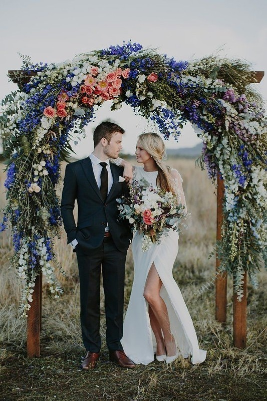 wedding-arch-and-backdrop-decoration-ideas-6 82+ Awesome Outdoor Wedding Decoration Ideas