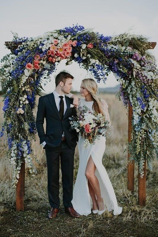 wedding-arch-and-backdrop-decoration-ideas-6 82+ Awesome Outdoor Wedding Decoration Ideas