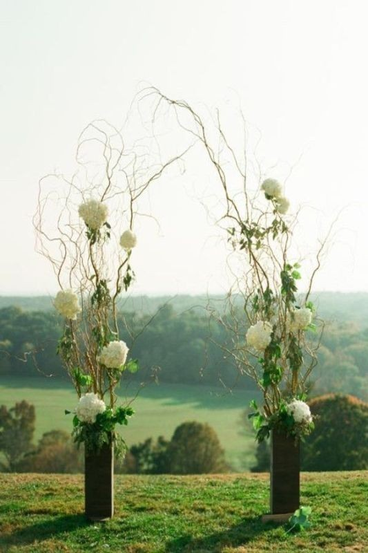 wedding-arch-and-backdrop-decoration-ideas-7 82+ Awesome Outdoor Wedding Decoration Ideas