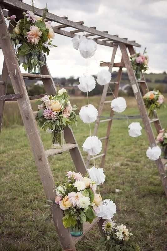 wedding-arch-and-backdrop-decoration-ideas-8 82+ Awesome Outdoor Wedding Decoration Ideas