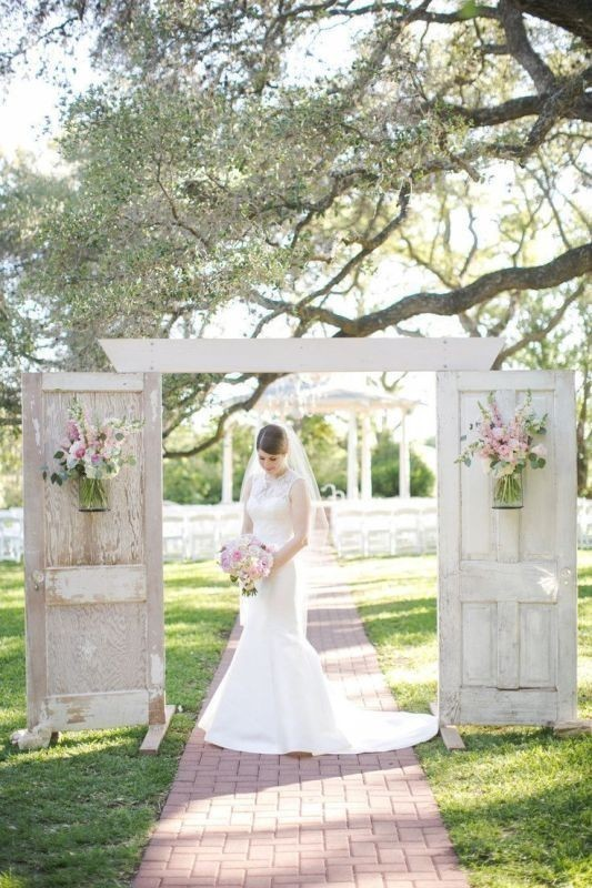 wedding-arch-and-backdrop-decoration-ideas-9 82+ Awesome Outdoor Wedding Decoration Ideas