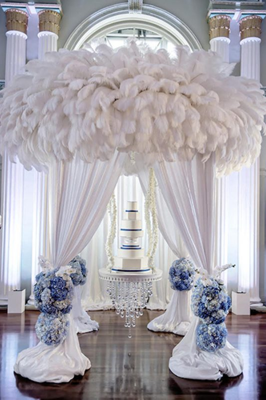 wedding-cakes-2 88+ Unique Ideas for Decorating Your Outdoor Wedding