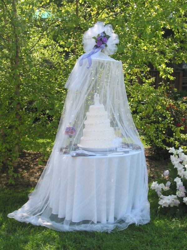 wedding-cakes-7 88+ Unique Ideas for Decorating Your Outdoor Wedding