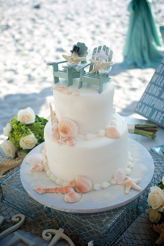 wedding-cakes 88+ Unique Ideas for Decorating Your Outdoor Wedding