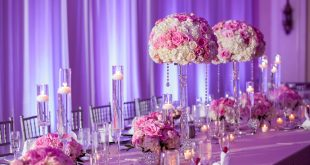 79+ Insanely Stunning Wedding Centerpiece Ideas