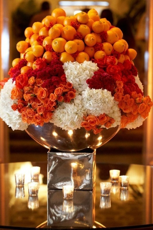 wedding-centerpiece-ideas-15 11 Tips on Mixing Antique and Modern Décor Styles