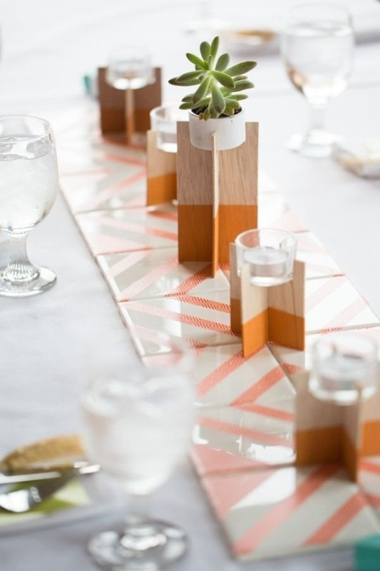 wedding-centerpiece-ideas-18 11 Tips on Mixing Antique and Modern Décor Styles